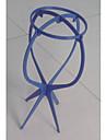 peruk tillbehör speciell blå peruk stativ 003