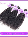 obearbetade daishang hårprodukter 1st / lot indiska jungfru hår kinky lockigt 100% indiska Remy hår