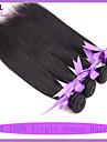 indiska jungfru hårförlängning 3st / lot indisk människohår billig hög kvalitet tjockt människohår naturligt rakt