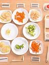 Frukt- och grönsaksskärare ABS ,