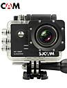 SJCAM SJ5000 Actionkamera / Sportkamera 12MP / 14MP 4000 x 3000 Vattentät 4X ± 2EV 2 CMOS 32 GB H.264Koreanska / Engelska / Tyska /