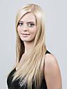 blonda fulla spets människohår peruker 130 densitet virgin brasilianska långa blonda peruk rakt människohår peruker blond peruk
