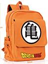 Sac Inspire par Dragon Ball Cosplay Anime Accessoires de Cosplay Sac / sac a dos Orange Toile Masculin / Feminin