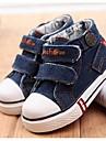 Blå / RödPojkar / Flickor-Stängd tå-Kanvas-Fritid-Sneakers