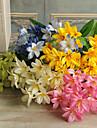 Polyester Liljor Konstgjorda blommor