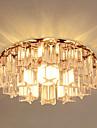 Contemporain / Traditionnel/Classique / Rustique / Tiffany / Vintage / Retro / Lanterne Cristal / LED Cristal Montage du fluxSalle de