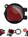 GoPro Tillbehör KameraobjektivFör-Actionkamera,Gopro Hero 2 / Gopro Hero 3+ / GoPro Hero 5 / GoPro Hero 4 / GoPro Hero 4 BlackUniversell
