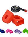 Övrigt - Vevparti ( Röd / Blå / Gul / Vit / Grön / Grå / Rosa / Lila / Genomskinliga / Svart , Silikon ) - tillCykel / Mountain Bike /