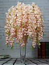 Gren Polyester Orkidéer Bordsblomma Konstgjorda blommor