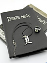 Death Note Book+ Alloy Ring+L Necklace Cosplay Set More Accessories