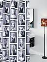 Duschdraperi - Klassisk - Polyester - 180cm*180cm