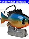 ekolod undervattenskamera 50m kabel ccd färgkamera undervattensvideo fiske kamera 3W LED