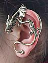 Cătușe pentru urechi Personalizat Aliaj Balaur Bijuterii Pentru Zilnic Casual 1 buc