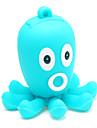 64gb poulpe usb 2.0 lecteur de memoire flash u baton rouge / bleu (zpk26 rouge / zpk27 bleu)