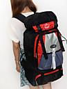 80 L Backpacker-ryggsäckar / Travel Duffel / ryggsäck Camping / Resa Utomhus Vattentät / Bärbar / MultifunktionellRöd / Blå / Mörkblå /
