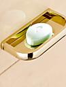 Tvålkopp Ti-PVD Väggmonterad 7.7*3.5*1.1 inch Mässing Modern