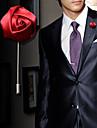 Bărbați Dame Broșe Cristal Aliaj La modă Rosu Albastru Roz Roșu Vin Albastru Deschis BijuteriiNuntă Petrecere Zi de Naștere Logodnă