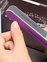 1st 7-vägs flerfärgade nail art polering blockera slip filer / ta bort åsar / slät spik / glans spik (färg slumpvis)