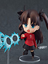 Fate/Stay Night Tohsaka Rin 10CM Figures Anime Action Jouets modele Doll Toy