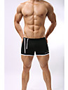 Sportif Homme Maillots de Bain Respirable / Permeabilite a l\'humidite / Compression / Anti-transpiration Bas Maillots de bain Dos Nu Tanga