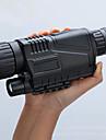 Lingrui 5X 40 mm Monokulär BAK4 Nattseende / Militär 5°x3.75° 2m Centralt fokus Full multibeläggning Allmänt bruk / Jakt / MilitärNormal