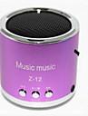 bärbara kort subwoofer minihögtalare mobiltelefon USB mini ljudspelare mp3 radio