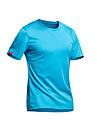KORAMAN Maillot de Cyclisme Homme Manches courtes Velo Tee-shirtSechage rapide Resistant aux ultraviolets Permeabilite a l\'humidite
