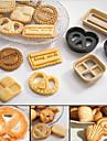 coacere Mold pentru ciocolată pentru Candy pentru Cookie Plastic Calitate superioară Nelipicios DIY