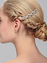 Women\'s Rhinestone Headpiece-Wedding Special Occasion Casual Office & Career Outdoor Hair Combs 1 Piece