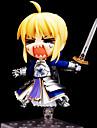 Fate/stay night Saber 10CM Anime Actionfigurer Modell Leksaker doll Toy