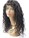 """joywigs brasilianskt jungfruligt hår lockigt spets front peruk för svarta kvinnor gueless spets front människohår peruker 8 """"-24"""""""