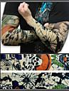 moitie tatouage manches pour les hommes de 2016 chauffe nouvel arrivant bras velo brassard soleil respirabilite velo elastique (paire))