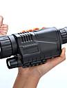5-8X40 mm Monoculaire Lunettes de vision nocturne Militaire Vision nocturne Utilisation Generale Chasse Militaire BAK4Entierement