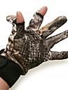utomhus vinter jakt anka fiske fågelskådning Bionic kamouflage handskar camo vadar handskar god kvalitet