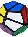 LanLan® Slät Hastighet Cube Alien Hastighet Magiska kuber Svart Blekna ABS