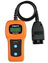 autel Maxiscan ms310 OBDII OBD bil motorfel diagnos scanner verktyg bakgrundsbelyst 2-raders LCD-skärm