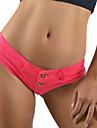 Femei Femei Pantaloni Sexy / Simplu(ă) Scurt Bumbac / Poliester Micro-elastic