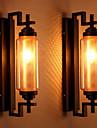 AC 100-240 40 E12/E14 Tradițional/ Clasic Vopsire Caracteristică for Stil Minimalist,Lumină Ambientală Aplice De Perete Lumina de perete