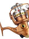 Spinning Reels 5.2:1 13 Kullager utbytbar Sjöfiske / Spinnfiske / Färskvatten Fiske / Generellt fiske-DF7000 #