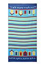 Strand handduk Enligt bilden,Reaktiv Tryck Hög kvalitet 100% Polyester Handduk