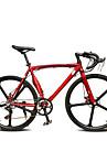 Comfort Bike / Road Bike Cycling 14 Speed 26 Inch/700CC Unisex / Men\'s / Women's SHIMANO TX30 BB5 Double Disc Brake Non-Damping