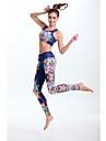 Course / Running Soutien-Gorges de Sport Pantalon/Surpantalon Ensemble de Vetements/Tenus Bas Femme Sans mancheSechage rapide Materiaux