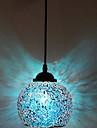Contemporain / Traditionnel/Classique / Rustique / Tiffany / Retro / Lanterne / Vintage LED Metal Lampe suspendueSalle de sejour /