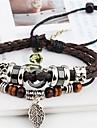 Bracelet Bracelets en cuir Autres Original Mode Soiree Bijoux Cadeau1pc