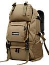40 L Rese Duffelväska Resa Organisatör ryggsäck Backpacker-ryggsäckar Laptopväskor Ryggsäckar till dagsturerCamping Fiske Klättring
