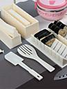 sushi matlagning verktyg diy 10 st sushi tillverkare sushi rulle verktyg ris boll mögel