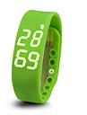 Bracelet d\'Activite / Moniteur d\'ActiviteCalories brulees / Affichage de la Temperature / Etanche / Timer / Pedometres / Suivi de