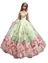Princesse Robes Pour Poupee Barbie Noir / Rose Robes Pour Fille de Doll Toy