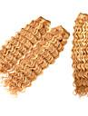 3 delar Stora vågor Human Hair vävar Brasilianskt hår Human Hair vävar Stora vågor