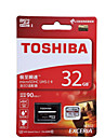 Toshiba 32Go UHS-I U3 miniSDMax Read Speed30 (MB/S)Max Write Speed90 (MB/S)